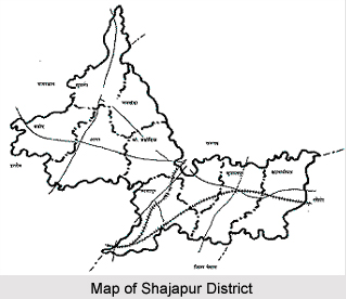 Shajapur District, Madhya Pradesh