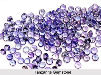 Tanzanite, Gemstone