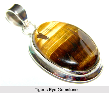 Tiger Eye, Gemstone