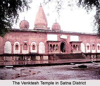 Tourism in Satna District, Madhya Pradesh