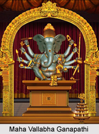 Vallabha Ganapati, Form of Lord Ganesha