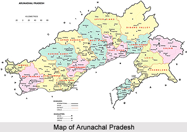 Geography of Arunachal Pradesh