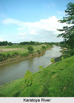 Karatoya River