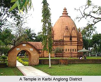 Karbi Anglong District, Assam