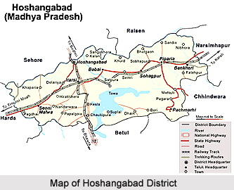 Hoshangabad District, Madhya Pradesh