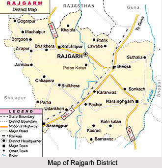Rajgarh District, Madhya Pradesh