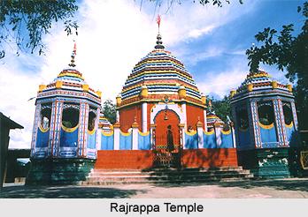 Rajrappa, Jharkhand