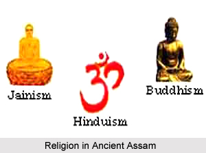 Religion in Ancient Assam