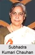 Subhadra Kumari Chauhan , Indian Poetess
