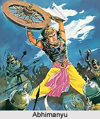 Abhimanyu, Mahabharata