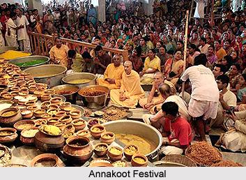 Annakoot Festival, Uttar Pradesh