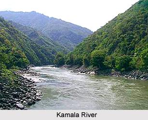 Kamala River,Bihar