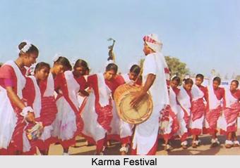 Karma Festival, Madhya Pradesh