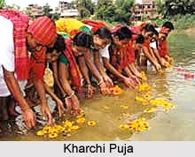 Festivals of Tripura , India