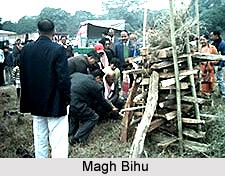 Bihu , Assamese  Festival
