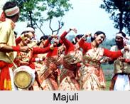 Festivals of Assam , India