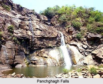 Panchghagh Falls, Jharkhand