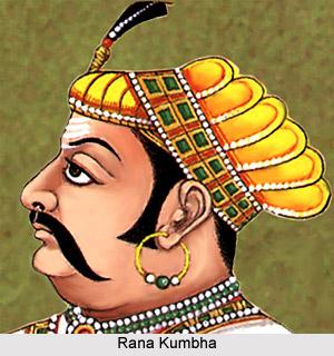 Rana Kumbha, Ruler of Mewar