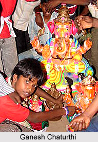 Ganesh Chaturthi , Indian Festival