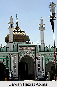 Dargah Hazrat Abbas, Monument of Lucknow