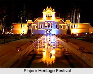 Pinjore Heritage Festival, Haryana