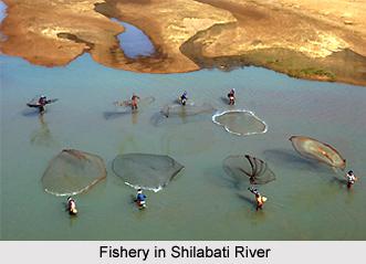 Shilabati River, West Bengal