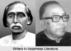 Influence of West on Assamese Fictions