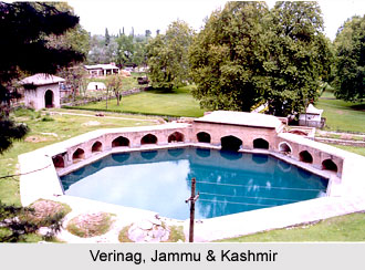 Verinag, Jammu and Kashmir
