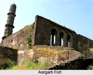 Asirgarh Fort, Burhanpur District, Madhya Pradesh