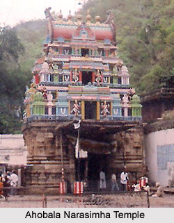 Temples of Kurnool District, Andhra Pradesh