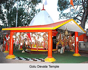 Golu Devata, Indian God