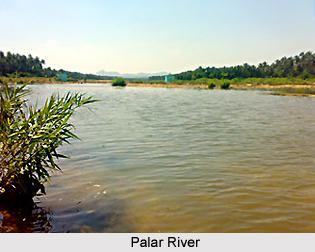 Palar River, Kolar district, Karnataka