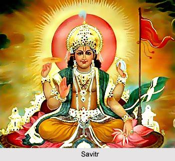 Savitr, Vedic Deity