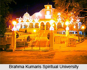 Brahma Kumaris Spiritual University, Mount Abu , Rajasthan