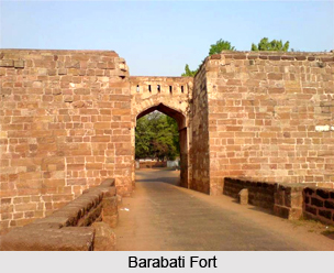 Barabati Fort, Monument of Orissa
