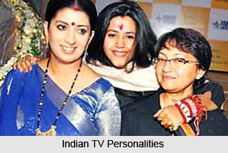 Indian TV Personalities