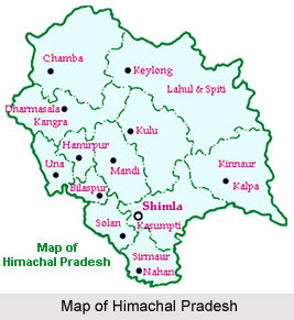Himachal Pradesh, Indian State