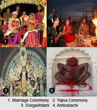 Indian Hindu Customary Ceremonies