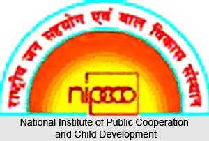 National Institute of Public Cooperation and Child Development, Union Government Autonomous Bodies