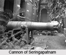 Monuments Of Seringapatnam, Monuments Of Karnataka