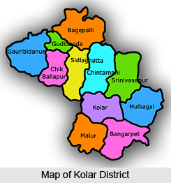 Kolar District , Karnataka