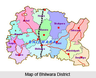 Administration of Bhilwara District, Rajasthan