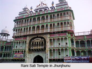 History of Jhunjhunu, Rajasthan
