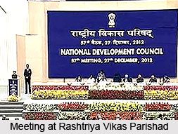 Rashtriya Vikas Parishad, National Development Council