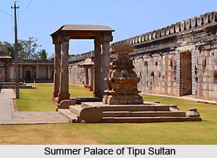 Monuments Of Seringapatnam, Monuments Of Karnataka