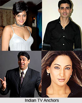Indian TV Anchors