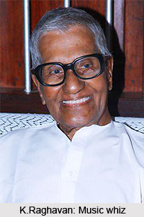 K. Raghavan, Indian Musician