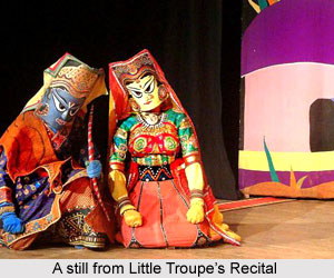 Little Ballet Troupe, Indian Dance Institution