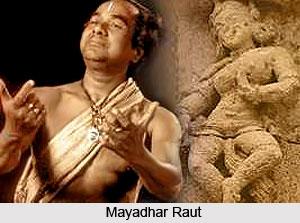 Mayadhar Raut, Indian Dancer