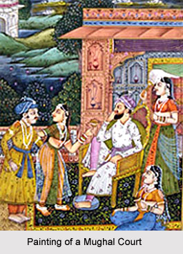 Mughal Paintings